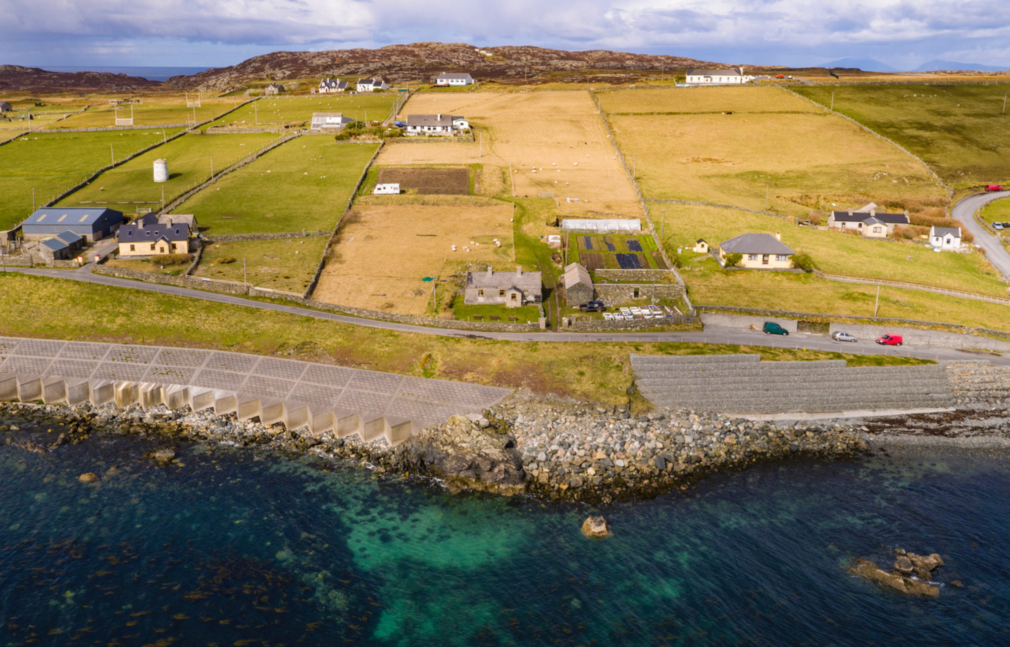 Lacey's  Farm• Inishbofin